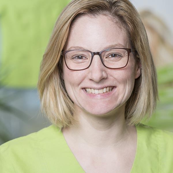Zahnarzt in Bad Kreuznach - Zahnarztpraxis Kessler & Bruns - Team - Kathrin Klemm